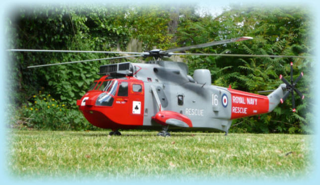Red Lodge Helicopters fuselage kits